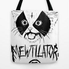 Mewtilator Tote Bag