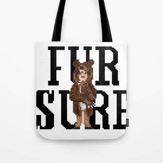 Fur Sure Tote Bag