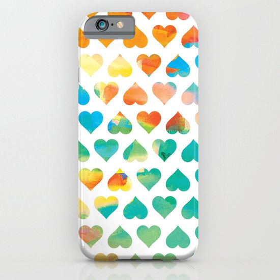 Lovely Day iPhone & iPod Case