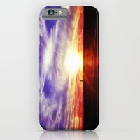 iPhone & iPod Case featuring Sunset 2 by Bolu By Rima