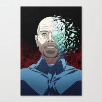 Ozymandias (Walter White - Breaking Bad) Canvas Print