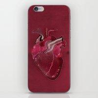 Digital Heart iPhone & iPod Skin
