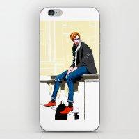 Bastien Bonizec  iPhone & iPod Skin
