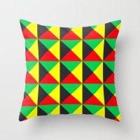 Vermeyden Pattern Throw Pillow
