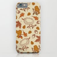 Fly Away Fall iPhone 6 Slim Case