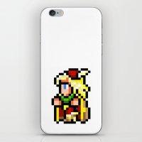 Final Fantasy II - Edwar… iPhone & iPod Skin