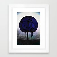 Limits Framed Art Print