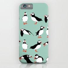 just puffins Slim Case iPhone 6s