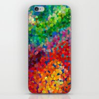 Color Theory Clash iPhone & iPod Skin