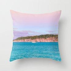 Pastel vibes 31 Throw Pillow