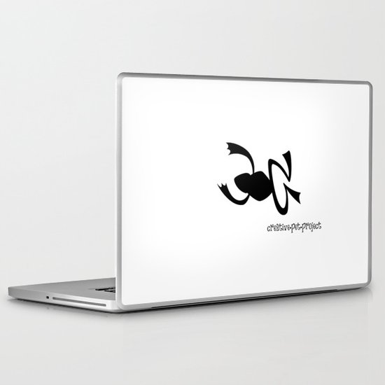 Frog Laptop & iPad Skin