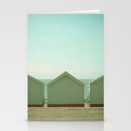 Almost Symmetry Stationery Card