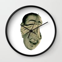 Pretty Tony Wall Clock
