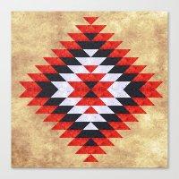 Tribal Canvas Print