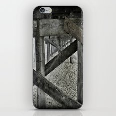 Wooden Jungle iPhone & iPod Skin