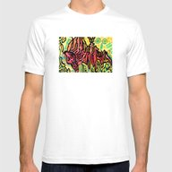 T-shirt featuring Art Fear Painting by Ant's Art On Society…