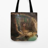 Magic explorer Tote Bag