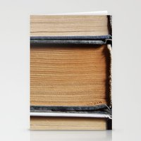 books Stationery Cards featuring Books by eARTh