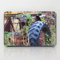 Tractor iPad Case