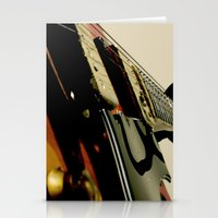 Guitar! Stationery Cards