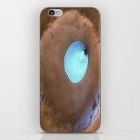 Water on Mars Photograph iPhone & iPod Skin