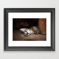 May B. Minit 02 Framed Art Print