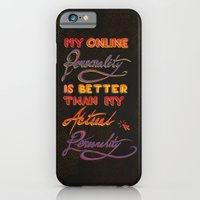 Online Personality iPhone 6 Slim Case