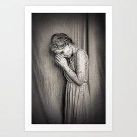 Prayers Of The Persecute… Art Print