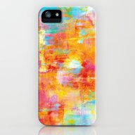 OFF THE GRID Colorful Pa… iPhone (5, 5s) Slim Case