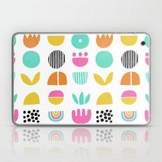 SIMPLE GEOMETRIC 001 Laptop & iPad Skin
