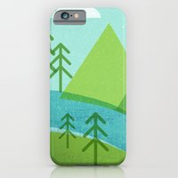 iPhone & iPod Case featuring Roll On Columbia by Jenny Tiffany