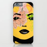 Mysterious Woman 1 iPhone 6 Slim Case
