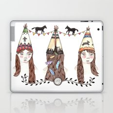 Tipi Party Laptop & iPad Skin