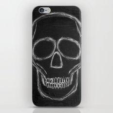 No. 57 - The Skull iPhone & iPod Skin