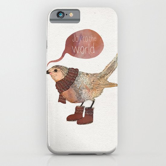 Joy to the World iPhone & iPod Case