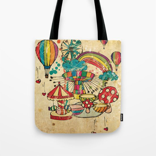 Funfair! Tote Bag