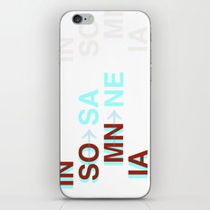 Insomnia / Insane iPhone & iPod Skin