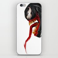 EXTRATERRESTRIAL iPhone & iPod Skin