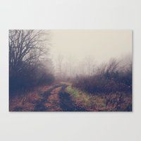 Lead Me On Canvas Print
