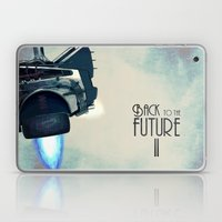 Back To The Future II Laptop & iPad Skin