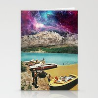 VACATION SPOT Stationery Cards
