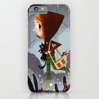 iPhone & iPod Case featuring Walk In The Woods by Chopsticksroad.