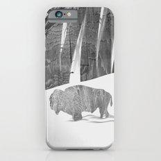 Martwood Bison iPhone 6 Slim Case