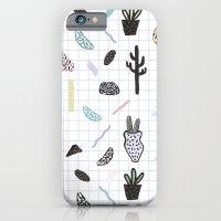 PASTEL GARDENS iPhone 6 Slim Case