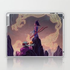 Dragonball - The Journey Begins Laptop & iPad Skin
