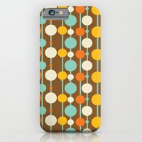 iPhone & iPod Case featuring Orange Groove by Pigtails