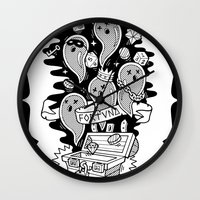 FORTUNA Wall Clock