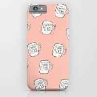 Coffee Please Coffee Mug… iPhone 6 Slim Case