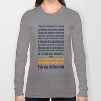 We All Need Mirrors Long Sleeve T-shirt