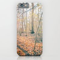 iPhone & iPod Case featuring The Forest by Cassia Beck
